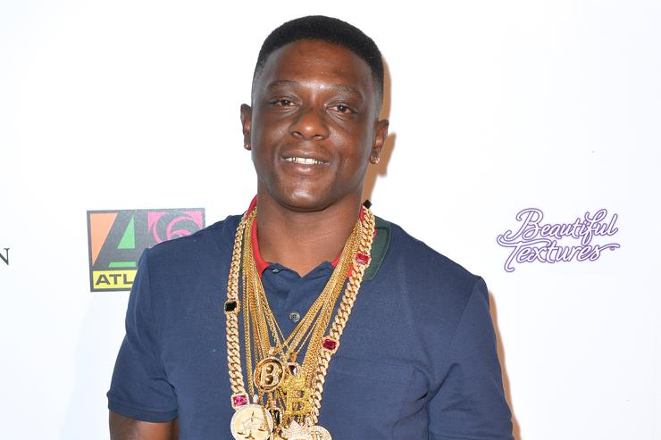 Boosie Badazz at the 2015 Atlantic Records BET Awards After-Party