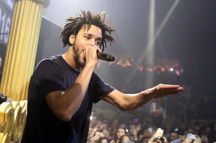 J. Cole's Unforgettable New Year's Performance