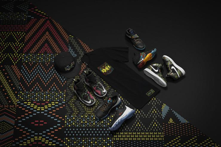 Nike BHM apparel