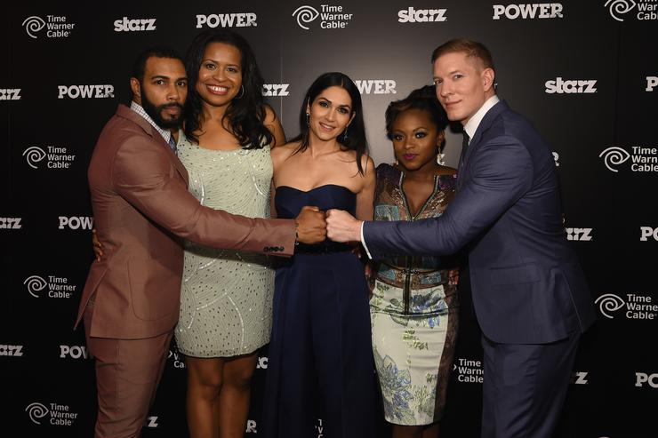 """power"" season 2 premiere event"