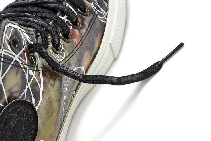 The Futura x Converse Chuck Taylor All Star II collection.