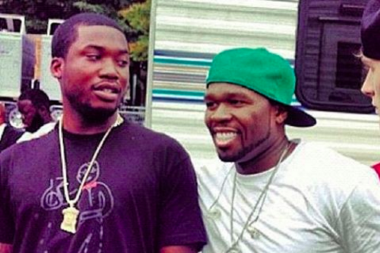 Back when 50 Cent and Meek Mill were cool.