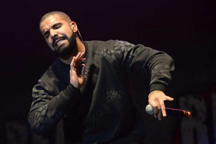 Drake performs onstage during REAL 92.3's 'The Real Show'