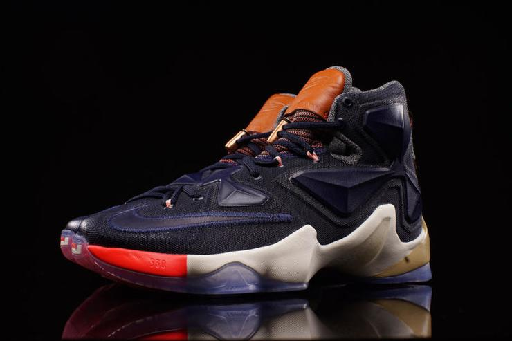 "The ""LuxBron"" Nike Lebron 13"