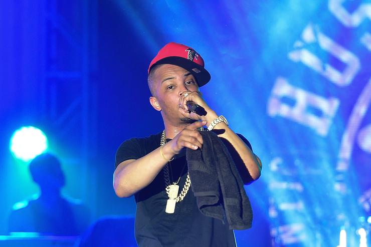 T.I. performs at Tidal concert in ATL