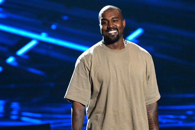 Vanguard Award winner Kanye West speaks onstage during the 2015 MTV Video Music Awards at Microsoft Theater on August 30, 2015 in Los Angeles, Californi