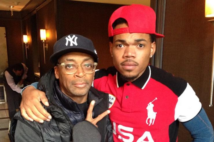 Spike Lee & Chance The Rapper