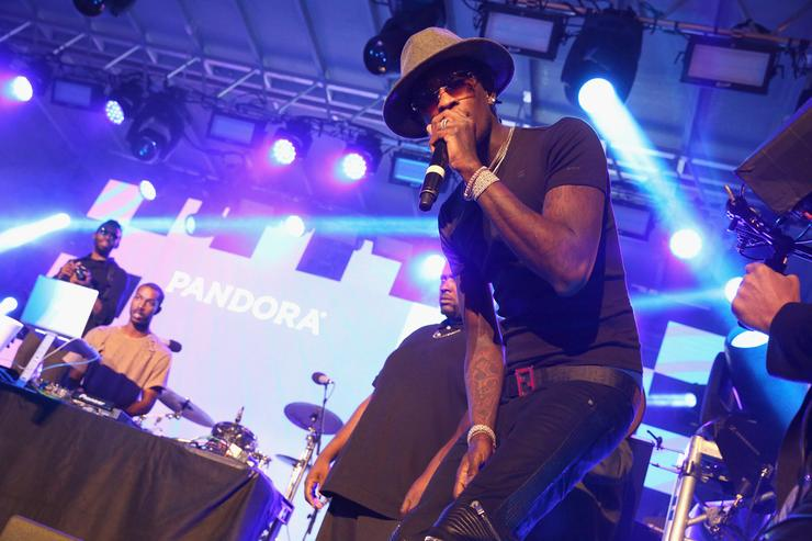 Young Thug performs at 2016 SXSW