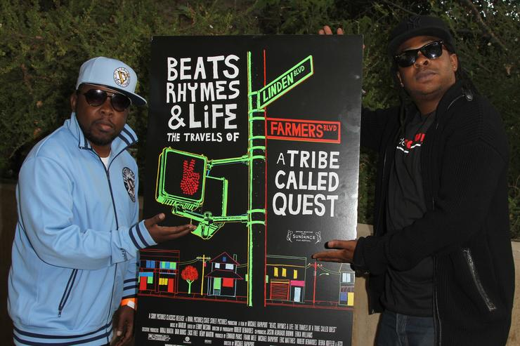 Los Angeles Premiere of 'Beats, Rhymes, & Life: The Travels Of A Tribe Called Quest'