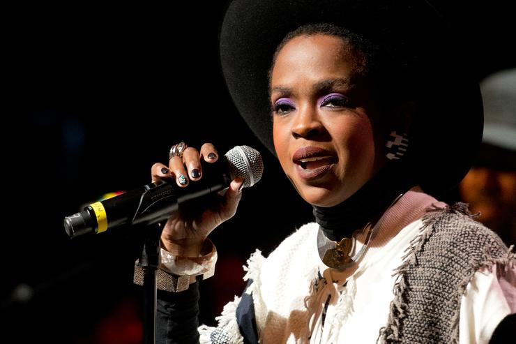 Lauryn Hill performance