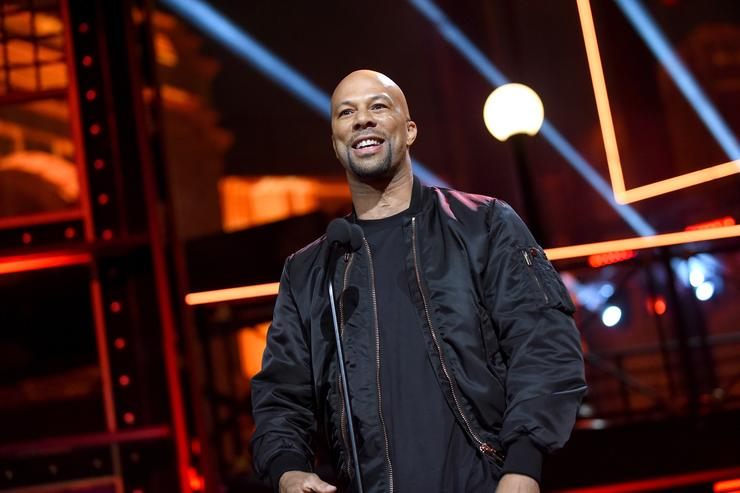 Common at the MTV Movie Awards