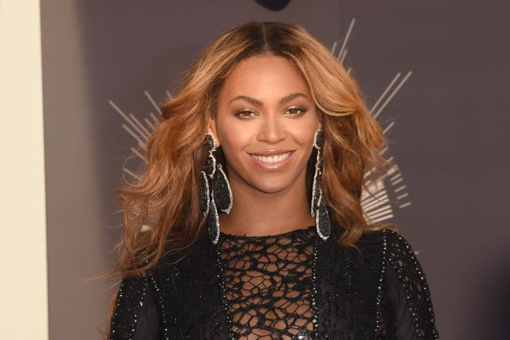 Beyonce at 2014 MTV Video Music Awards