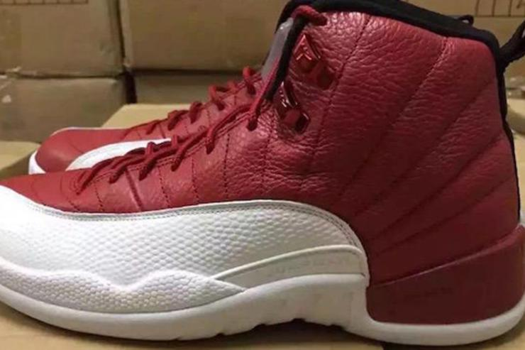 Air Jordan 12 'Gym Red'