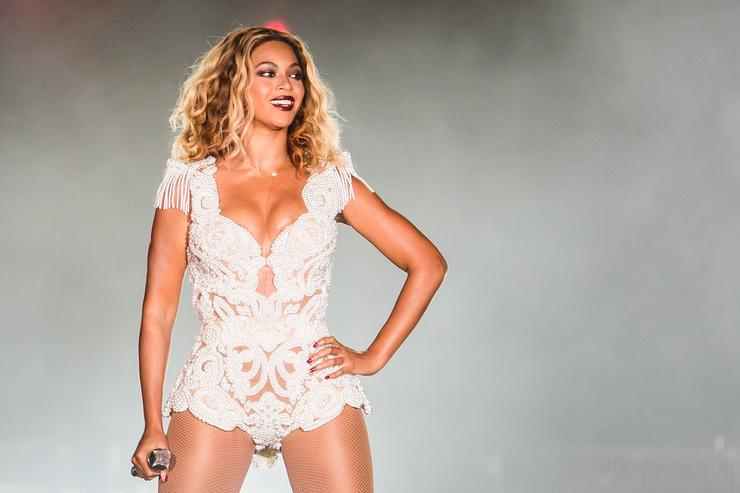 Beyonce at Rock in Rio