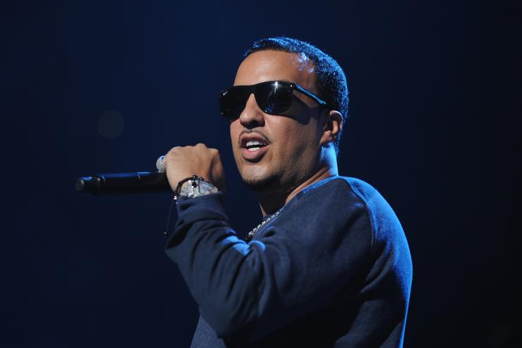 French Montana at Power 105.1's Powerhouse 2014