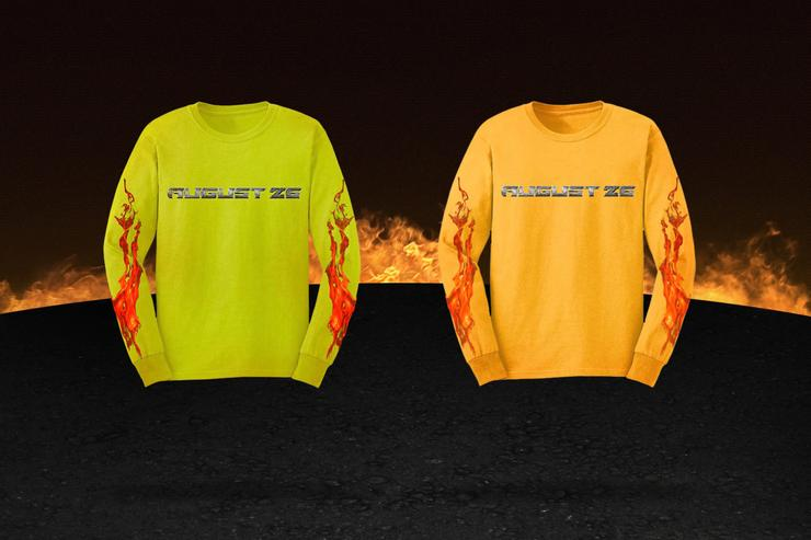 "Post Malone ""August 26"" tour merch."