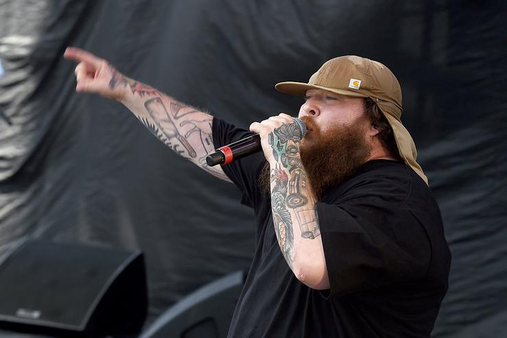 newest 6e19c fa42f Action Bronson Explains Why He Cant Wear Air Jordans Anymore