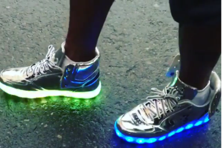 The New Starbury Sneakers Light Up To The Beat Of Your Music 2cbb86fb2