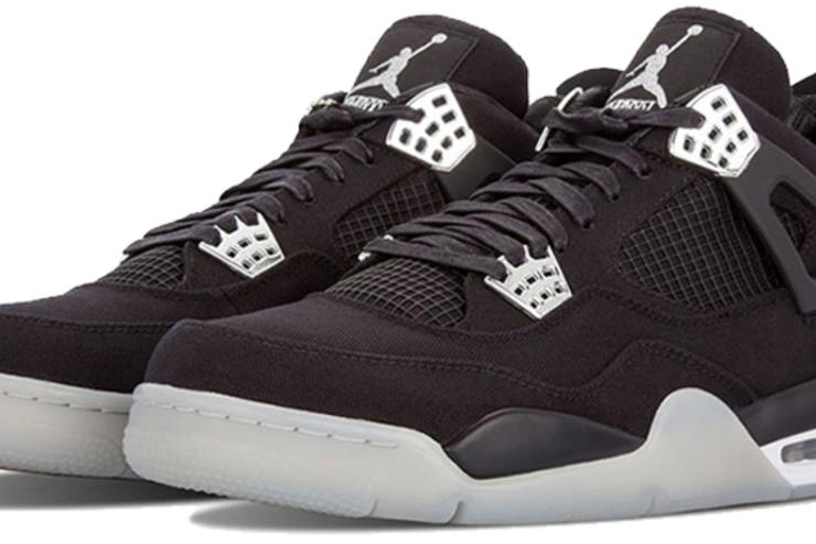 Eminem Partners With StockX For An Air Jordan 4