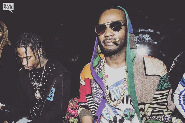 Juicy J & Travis Scott