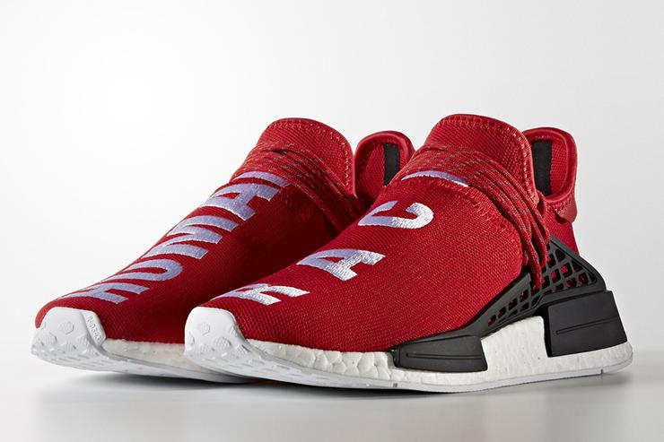 red adidas shoes pharrell song 623913