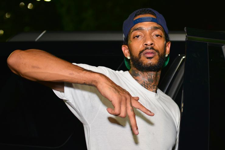 Nipsey Hussle in Atlanta