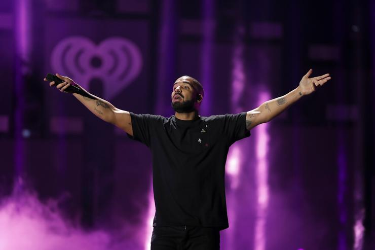 Drake at 2016 iHeartRadio Music Festival
