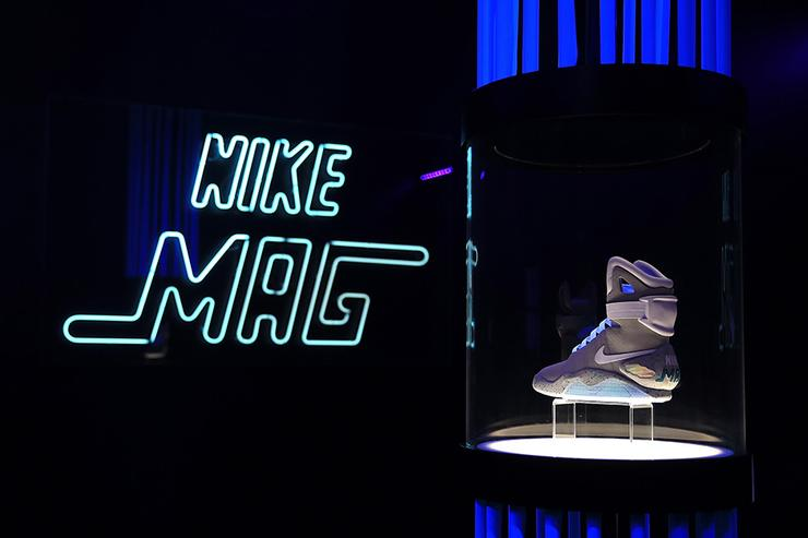 ... Nike Mag Raffle Reportedly Raised 6.75 Million For Parkinsons Research  ... 50c348c99d21