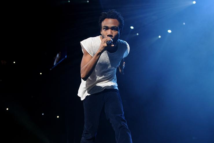 Childish Gambino/Donald Glover