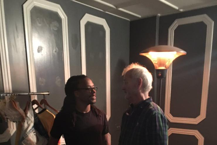 Bill Murray & Lupe Fiasco