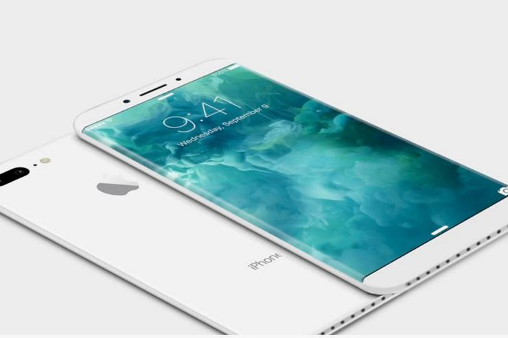 A possible iPhone 8 design.
