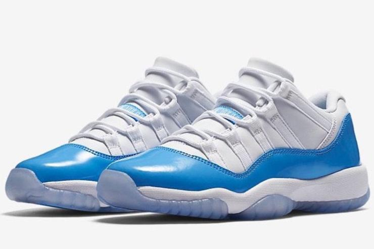 air jordan 11 low columbia 2017