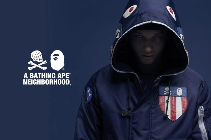 Bape x NEIGHBORHOOD