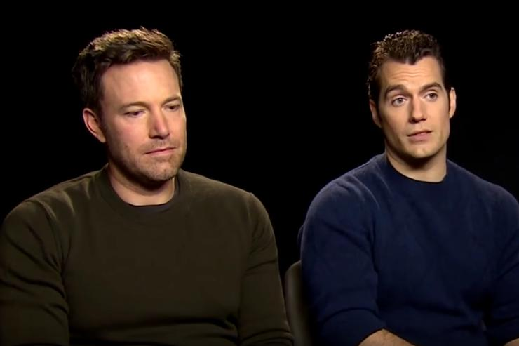 Sad face Ben Affleck.