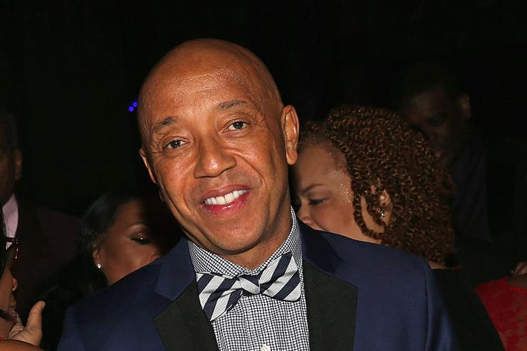 Russell Simmons attends the National CARES Mentoring Movement's 2nd Annual 'For the Love of Our Children' Gala at Cipriani 42nd Street on January 30, 2017 in New York City.