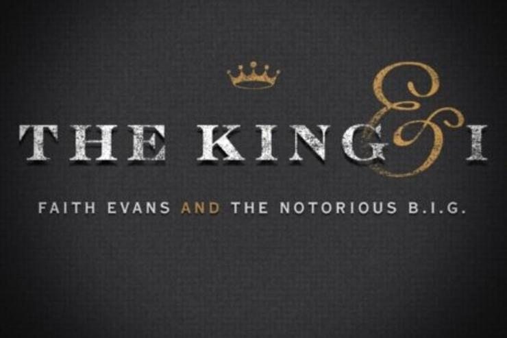 "artwork for ""The King And I"""