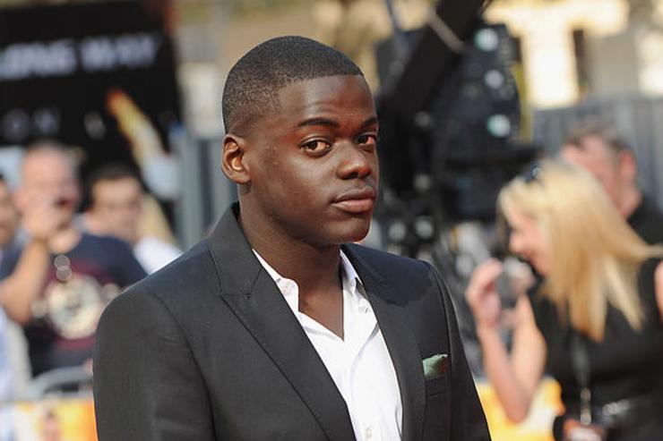 Daniel Kaluuya attend the UK premiere of Johnny English Reborn at Empire Leicester Square on October 2, 2011 in London, England.