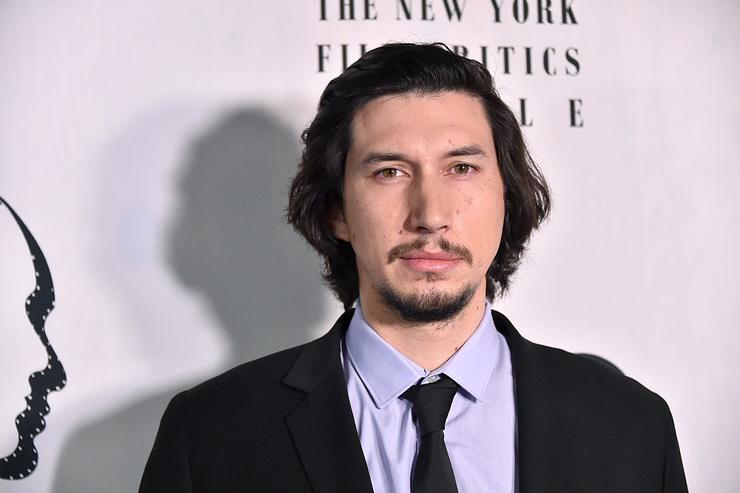 Adam Driver attends the 2016 New York Film Critics Circle Awards on January 3, 2017 in New York City.