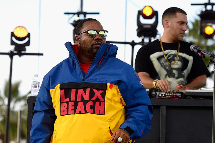 Recording artist Raekwon performs onstage during day 1 of the 2015 Coachella Valley Music & Arts Festival (Weekend 1) at the Empire Polo Club on April 10, 2015 in Indio, California.