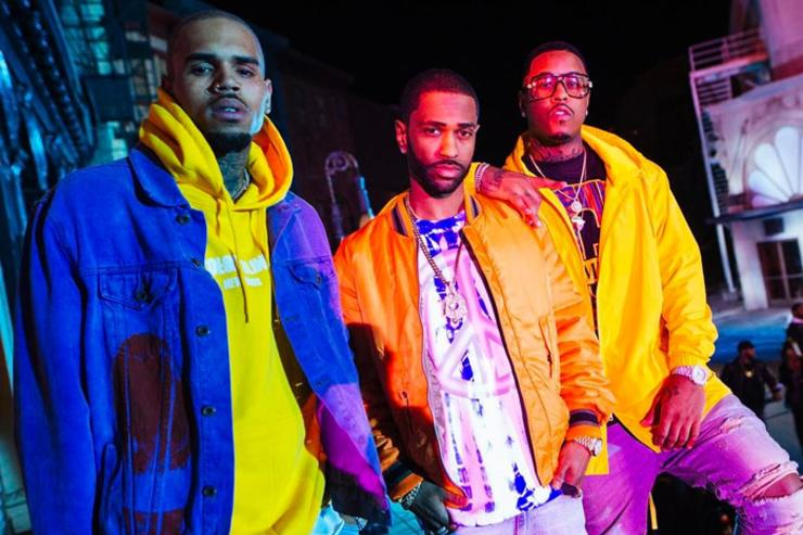 Big Sean, Jeremih & Chris Brown