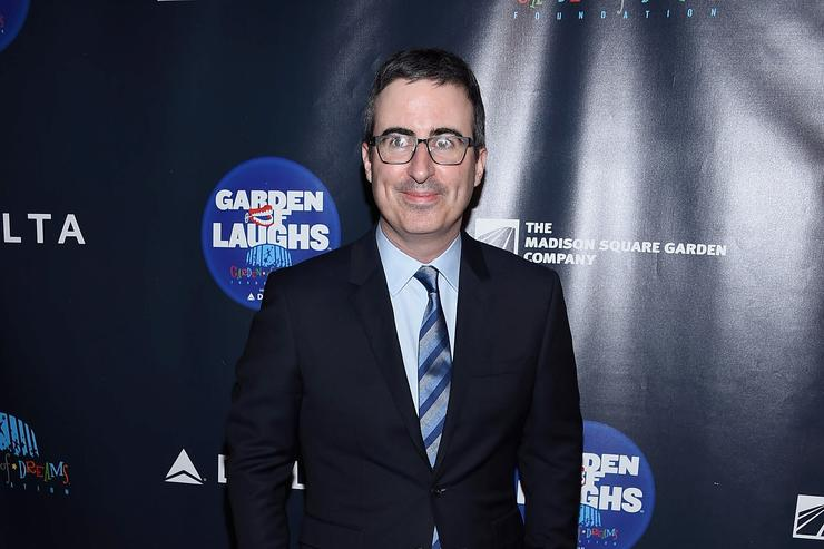 John Oliver Garden of Laughs 2017