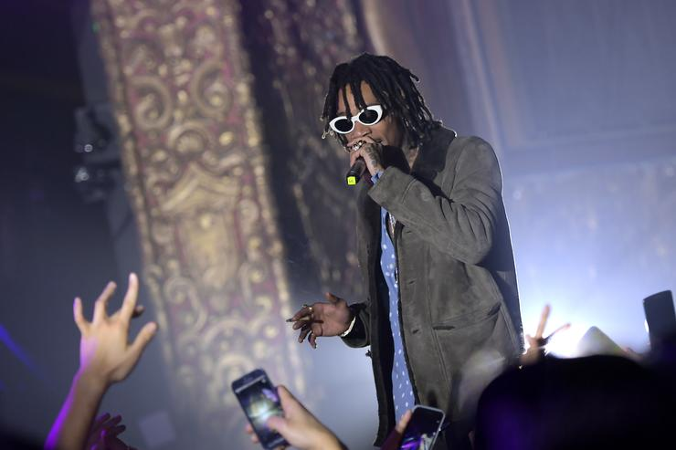 Wiz Khalifa Spotify Celebrates Best New Artist Nominees