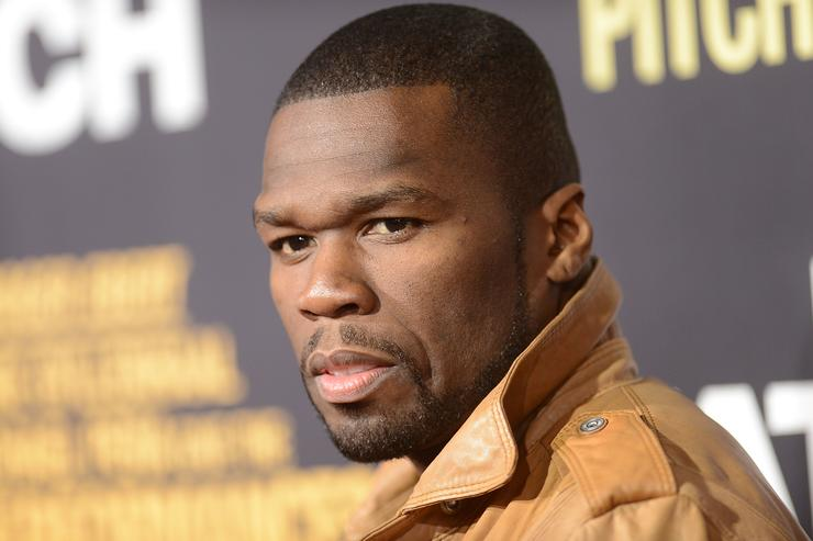 50 Cent Premiere Of Open Road Films' 'End Of Watch'
