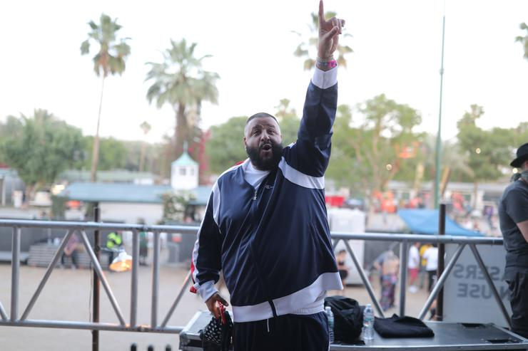 DJ Khaled 2017 Coachella Valley Music And Arts Festival - Weekend 2 - Day 3