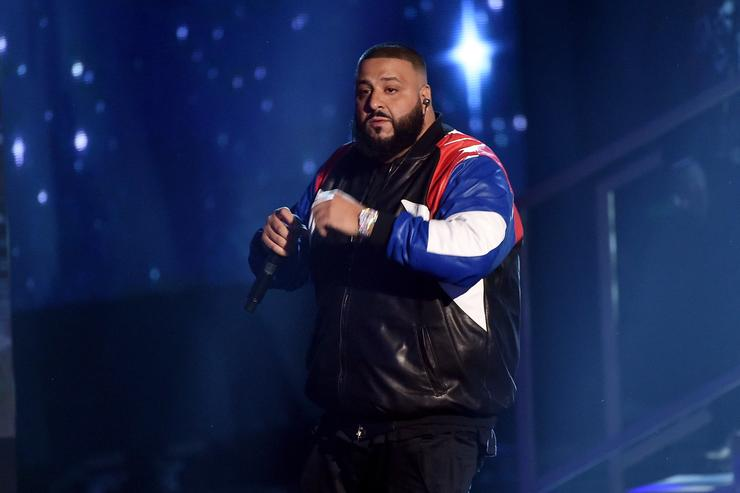 DJ Khaled 2016 American Music Awards - Show