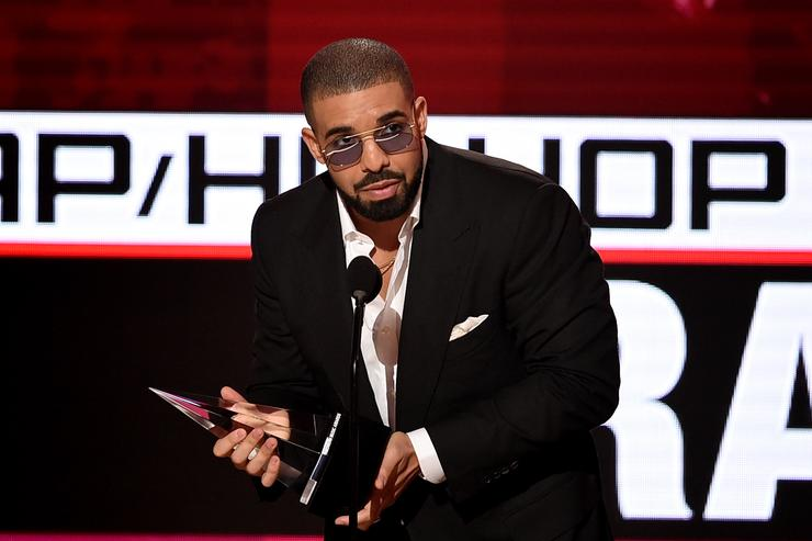 Drake 2016 American Music Awards - Show