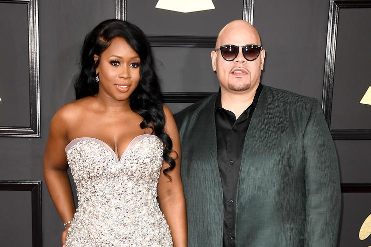 Remy Ma 59th Grammys
