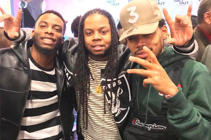 Chance The Rapper & King Louie