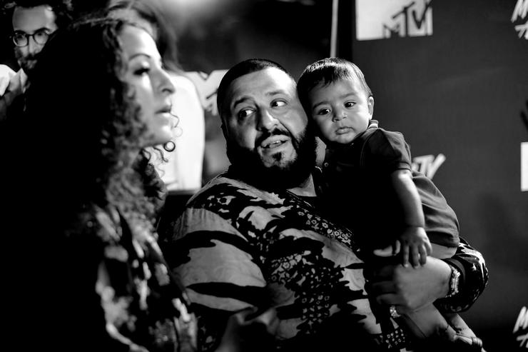DJ Khaled MTV Movie Awards 2017