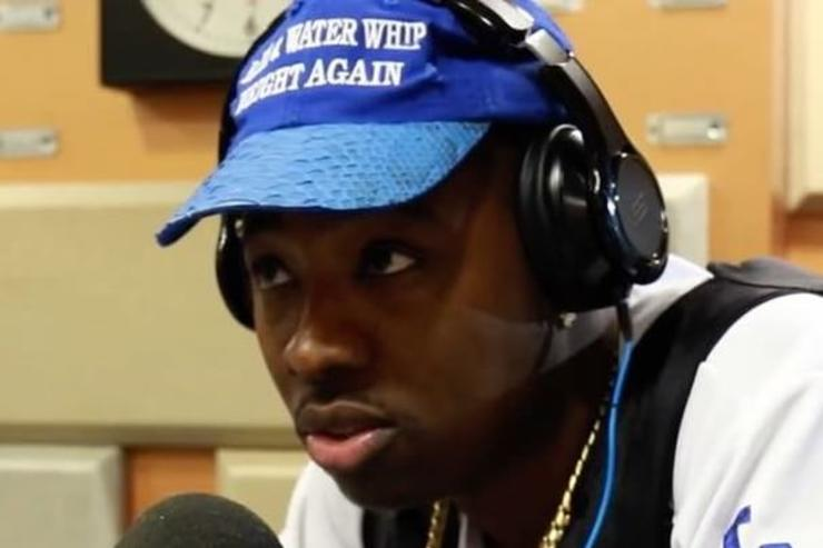 Troy Ave on the Breakfast Club.